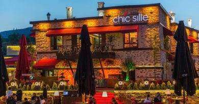 Chic Sille Lounge Cafe